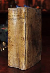 Book Cover: Joh.Chr.Gottschedt / Erste Gründe der gesammten Weltweisheit, darinn alle Philosophische Wissenschaften /1736