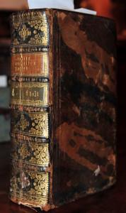 Book Cover: Gottlob Friedrich Krebel / Die vornehmsten Europäischen Reisen.../1775