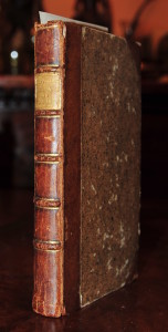 Book Cover: Anton Friedrich Büsching/ Character Friedrichs des zweyten, Königs von Preussen/ 1788