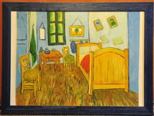 Nachzeichnung Zimmer / van Gogh (Shenzhen, China)