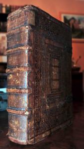 Book Cover: GUILIELMUS ESTIUS (Willem Hessels van Est)/ In Omnes Beati Pauli et Aliorum Apostolorum Epistolas Commentarius./1623