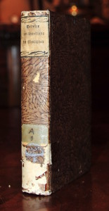 Book Cover: Christoph Johann Rudoph Christiani/ Beiträge zur Veredlung der Menschheit/ 1796