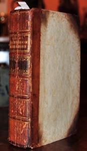 Book Cover: Franz Xaver Zach / Allgemeine Geographische Ephemeriden/ 1798