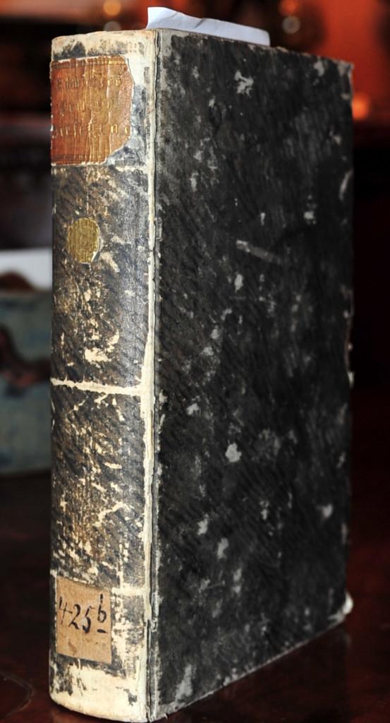 Book Cover: Gottfried Schmieder/ Des Churfürstenthums Sachsen ... besondere Policey-Verfassung/ 1783