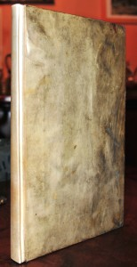 Book Cover: Matthäus Merian / Topographia und Eigentliche Beschreibung der Vornembsten Stäte, ... / 1654