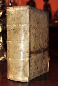 Book Cover: Cornelius Tacitus / Deß C. Corn. Tacitus Beschreibung 1. Etlicher der ersten Römischen Keiser / und anderer denkwürdiger Geschichte/ 1675