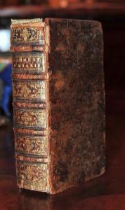 Book Cover: Joseph Juste Scaliger/ C. Iulii Caesaris quae extant ex emendatione Ios. Scaligeri / 1635