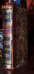Book Cover: Johann Michael Armbruster / J. C. Lavaters Physiognomische Fragmente zur Beförderung der Menschenkenntnis/ 1784