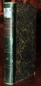 Book Cover: Carl Crüger/Handelsgeographie oder Beschreibung der Erde, was sie für den Kaufmann ist/ 1835