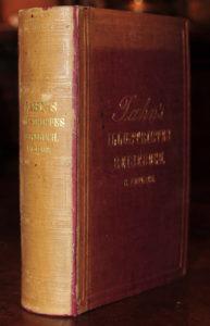 Book Cover: C. F. Jahn / C. F. Jahn´s Illustriertes Reisebuch./ 1855