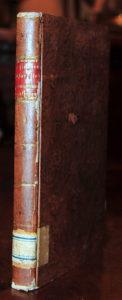 Book Cover: Friedrich Benjamin Osiander /Über die Entwicklungskrankheiten in den Blüthejahren des weiblichen Geschlechts. Erster Theil/ 1817