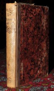 Book Cover: W.Görges (Hrsg.) / Deutscher Post-Almanach für das Jahr 1847 / 1847