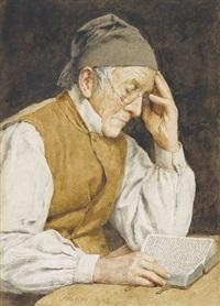 A. Anker Lesender-Bauer